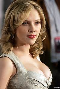 Pictures Of Actresses Scarlett Johansson