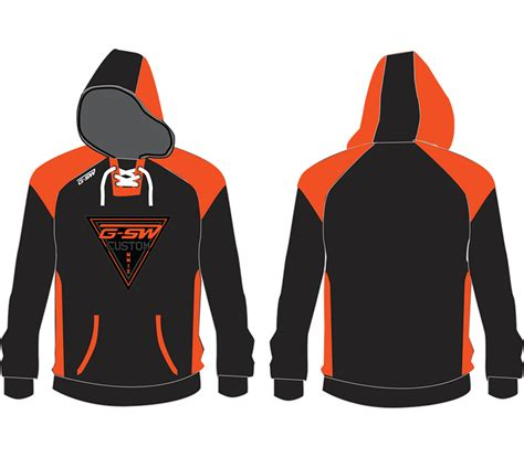 Handmade Hoodies - custom hoodies gitch sportswear