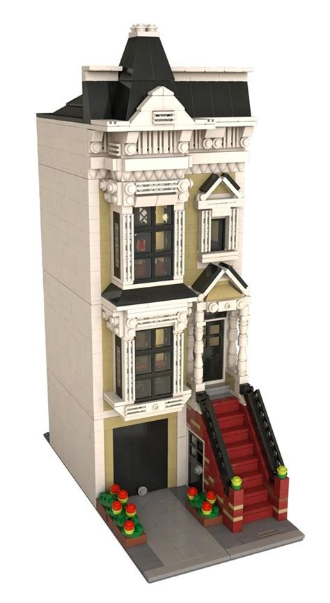 how to build own house the lego neighborhood book build your own town brian
