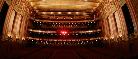 chicago opera house lyric opera private events and venue hire