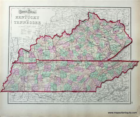 map of kentucky and tennessee tennessee and kentucky map wisconsin map