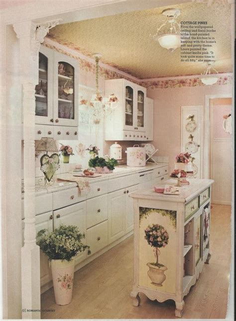 Shabby Chic Kitchen Decorating Ideas 35 Awesome Shabby Chic Kitchen Designs Accessories And Decor Ideas For Creative Juice