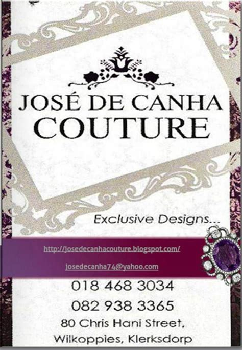 chalk paint klerksdorp jose de canha couture designer of choice for miss