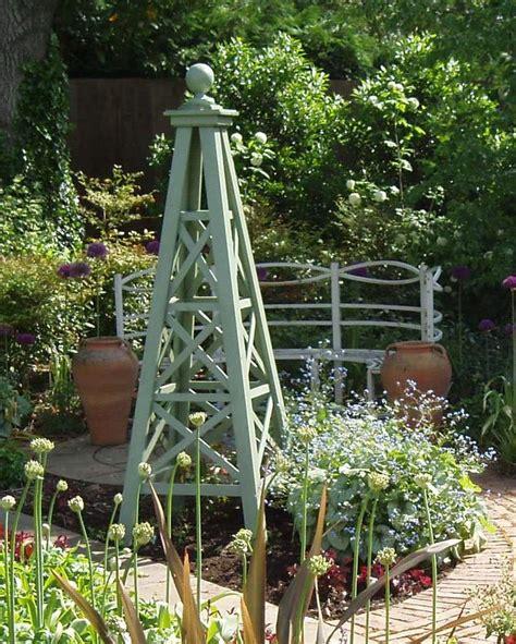 Obelisk Garden Trellis obelisk outdoor trellis obelisk