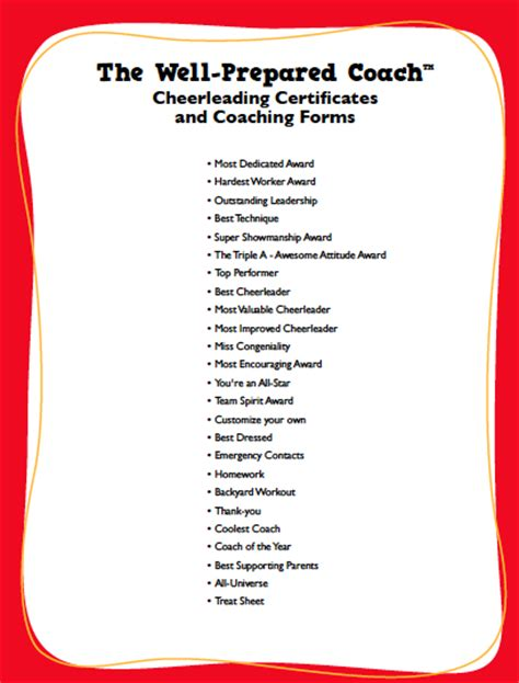 cheerleading certificate templates free cheer award templates pictures to pin on pinsdaddy