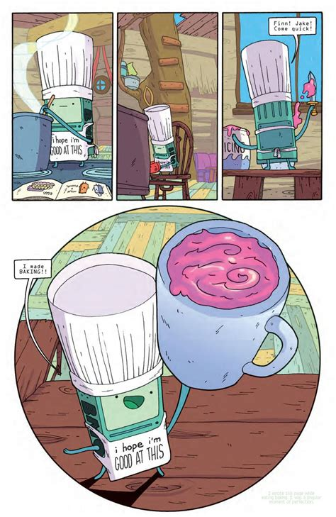Adventure Time 05 preview adventure time 5 comics for