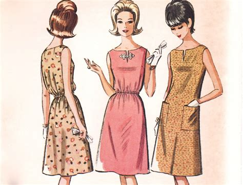 dress pattern elastic waist easy dress patterns for beginners sewing pattern
