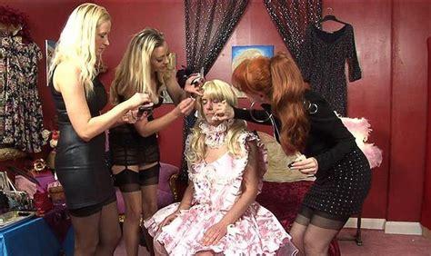 forced sissy makeover sissy makeover forced feminization crossdress pinterest