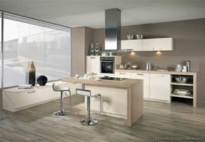 Contemporary Kitchens With White Cabinets by Pictures Of Kitchens Modern White Kitchen Cabinets