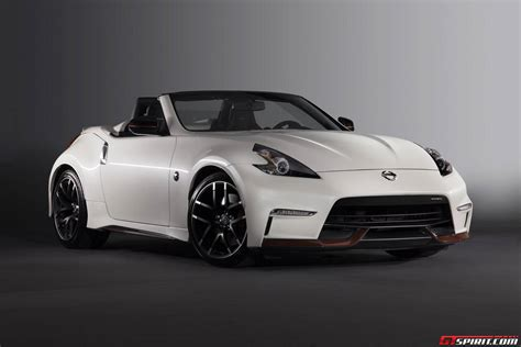 nissan roadster official nissan 370z nismo roadster concept gtspirit