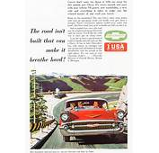 1957 Chevrolet Bel Air Ad  CLASSIC CARS TODAY ONLINE