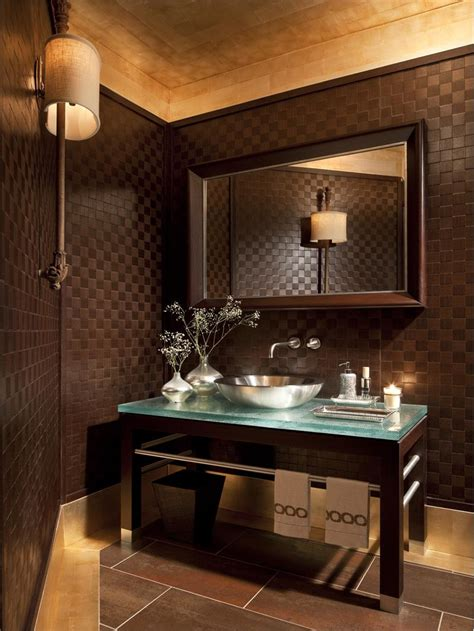 what is a powder room 18 statement making powder rooms dk decor