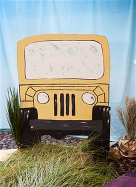 safari jeep craft safari jeep craft picture frames 1st day craft safari