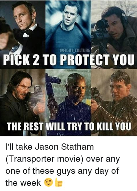 film one day a week pick 2 to protect you the rest will try to kill you i ll