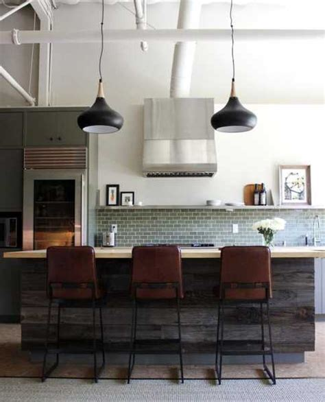 loft kitchen design modern interior design ideas and eco friendly materials