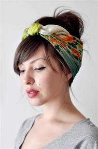 hairstyles with headbands foe 25 cool hairstyles with headbands for girls hative