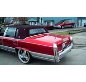 One Of Chicagos Finest Kandy Cadillac Fleetwood Brougham