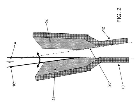 Swing Nose Crossing by Patent Us8418970 Swing Nose Crossing Patents