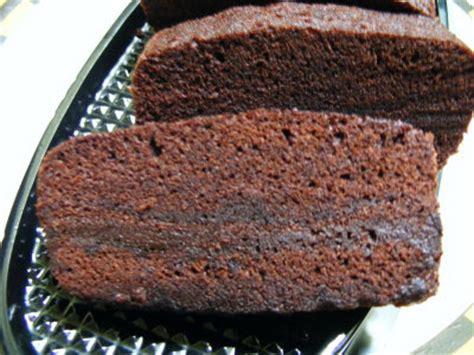 cara membuat brownies kukus pink marble 400px