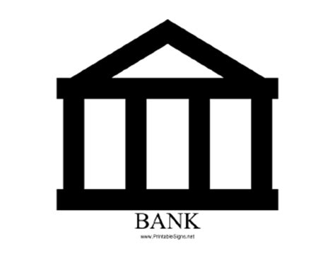 Banc Capitonné by Printable Bank With Caption Sign