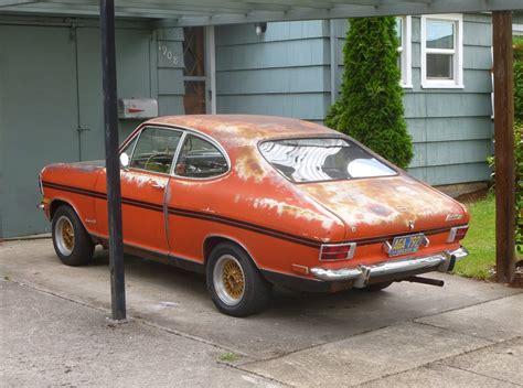 1970 opel kadett rallye curbside classic 1968 opel kadett rallye 1900 the