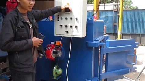 Mesin Incinerator mesin incinerator kapasitas 25 kg proses zimson