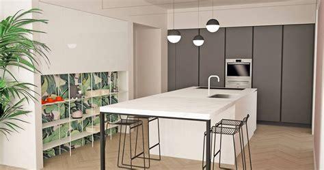 progetto cucina con isola cucina con isola centrale