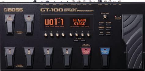 Harga Effect Gitar Gt 100 gt 100 cosm effects processor