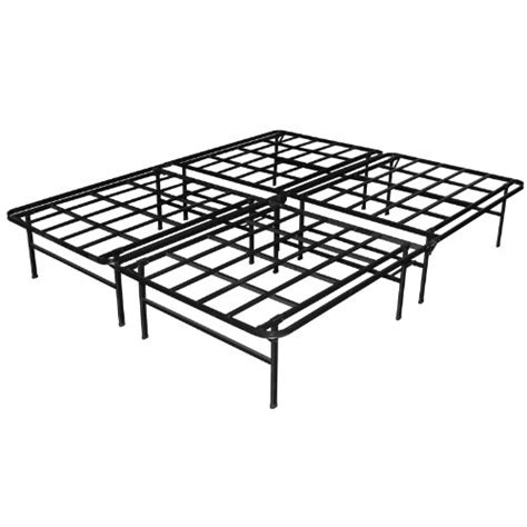 foundation bed frame off 95 01 for sleep master elite platform metal bed frame