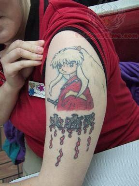 inuyasha tattoo tatuagens inuyasha anime
