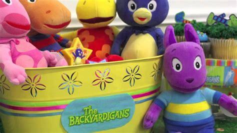 Backyardigans Birthday Backyardigans Supplies