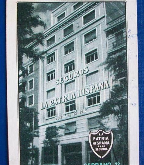 Calendario De 1953 Colecciono Calendarios Patria Hispana 1953 2017
