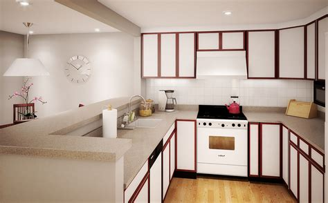 Kitchen Counter Lighting Ideas by Apartment Decorating Ideas Tips To Decorate Small