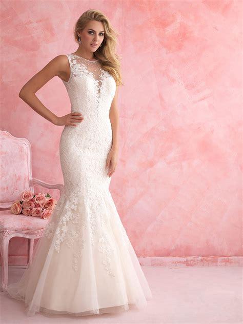 Allure Bridals 2807 Bridal Gown   MadameBridal.com