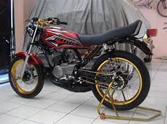 ... Satu Gambar Motor Yamaha RX King – Modifikasi Yamaha RX King Berikut