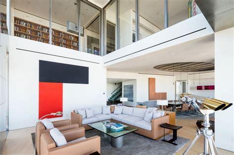 home design stores manhattan modern duplex apartment designed with stylish interior in