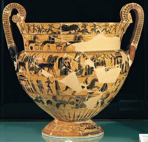 Francois Vase by Midterm Classical And Near Eastern Studies 354