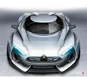 Citroen Ha Presentado Su Nuevo Prototipo El GT Concept