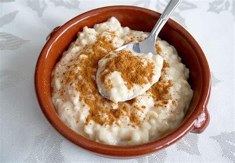 rice pudding in a duvet a journey home with snacks books arroz con leche rice pudding my humble kitchen