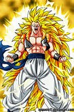 Dragon Ball Z Gogeta Super Saiyan