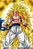 Dragon Ball Z Gogeta Super Saiyan 3