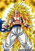 Dragon Ball Z Gogeta Super Saiyan God