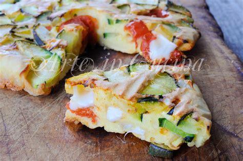 arte in cucina torta di verdure veloce al forno ricetta leggera arte in