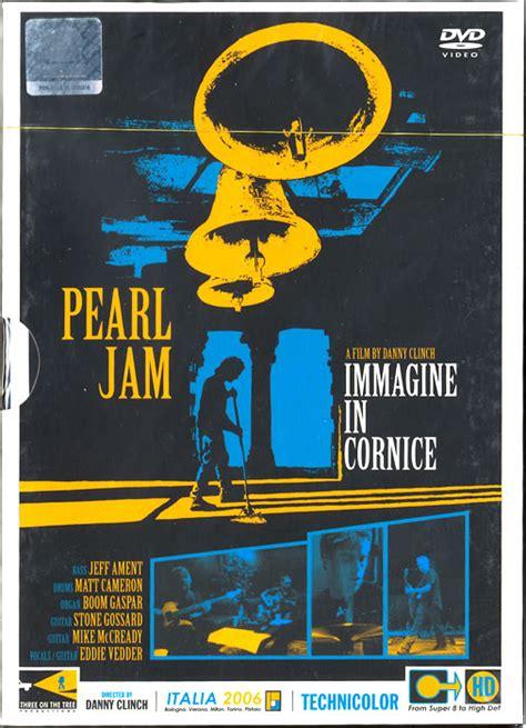Pearl Jam Cornice pearl jam immagine in cornice 5 dvd plastic russia dvd www pjcollectors