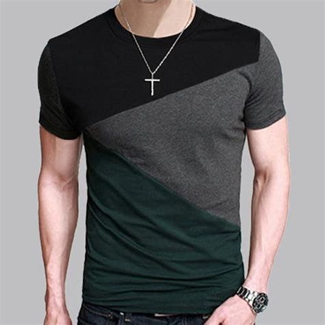design t shirt man 8 designs mens t shirt slim fit crew neck t shirt men