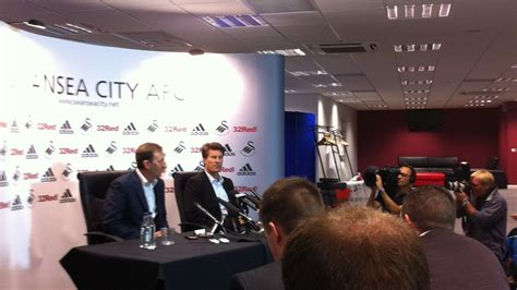 Wst 9565 Weather new swansea city manager michael laudrup unveiled wales