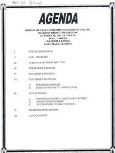 Meeting agenda template word 2010 besttemplate123