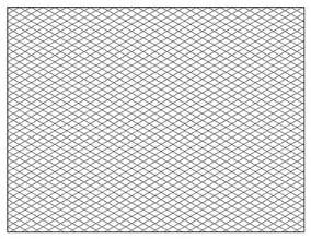 isometric drawing template printable isometric drawing paper printable paper