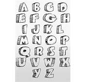 Going To Draw Cool Graffiti Letters A Z Alphabet