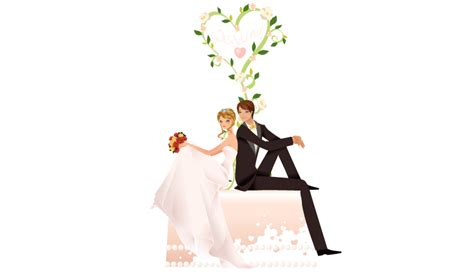 Wedding Animation by Free Animated Wedding Engagement Invitation